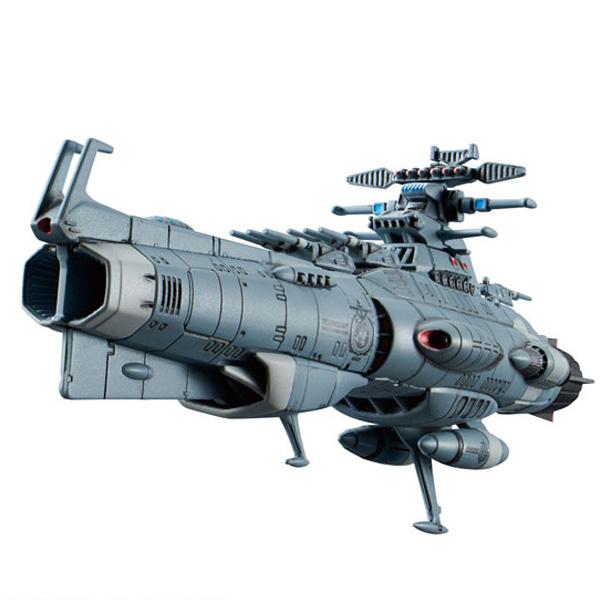 [메카콜렉션] 우주 전함 야마토 2202 - 지구연방 주력 전함 드레드노트급 드레드노트 [6월발매/7월입고예정] [4573102577771]