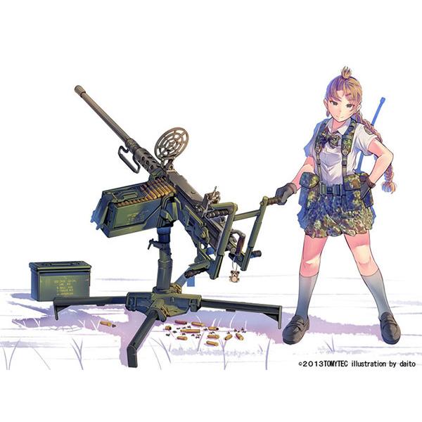 [리틀아모리] LD009 1/12 M2 중기관총 [11월입고완료] [4543736268222]