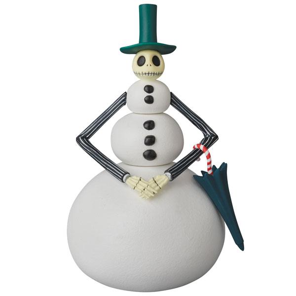 [UDF] No.279 크리스마스의 악몽 잭 스켈링톤 눈사람 잭 [4월입고예정] [4530956152790]