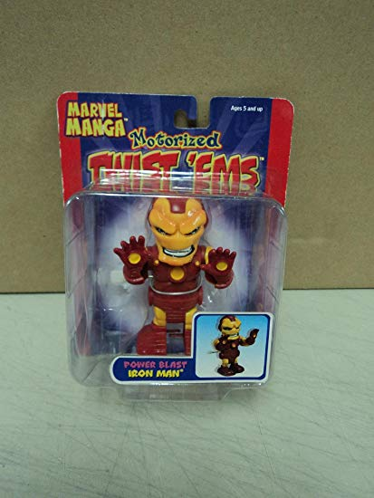 [포장손상] TWIST EMS- POWER BLAST IRON MAN [8689272031]