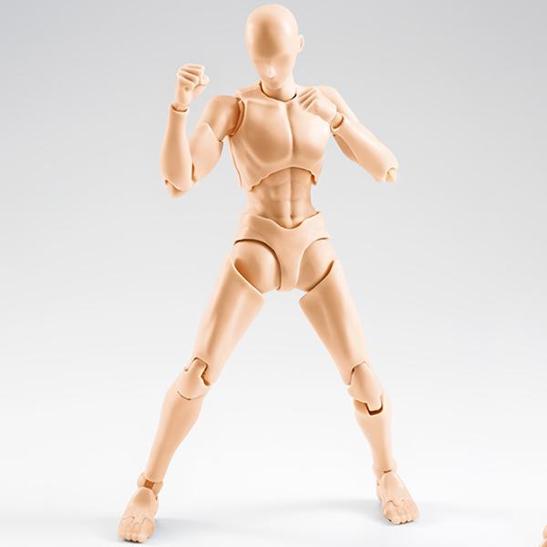 [S.H.Figuarts] 바디군 타카라이 리히토 에디션(Pale orange 컬러 버전) [10월발매/11월입고예정] [4549660161394]