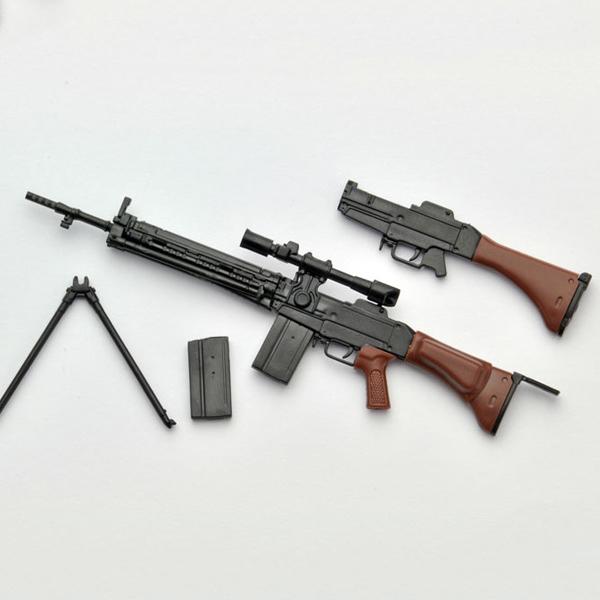 [리틀아모리] LA024 1/12 64식 저격총타입 [6월입고완료] [4543736267980]