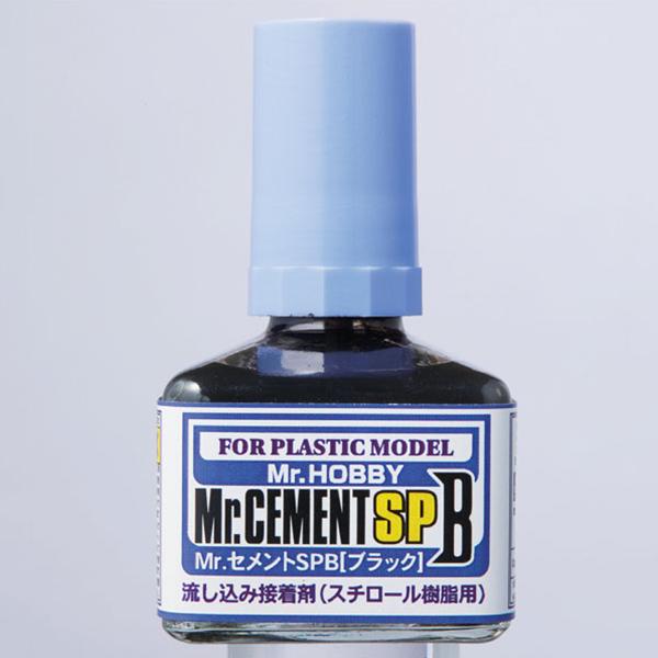 Mr.세멘트 SPB(블랙) [4973028736434]