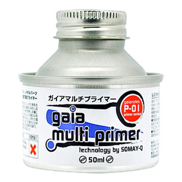 P-01 가이아 멀티 프라이머(50ml) [4571180820529]