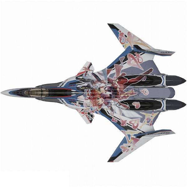 [마크로스 프라모델] 1/72 마크로스델타 - VF-31改 지크프리드(하야테기) 데카르챠 Ver(가칭) [6월발매/7월입고예정]