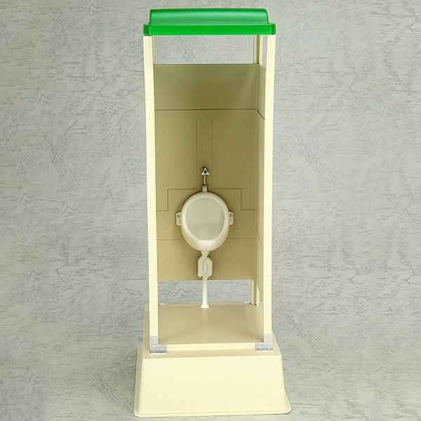 1/12 가설 화장실 TU-R1W [10월→12월31일발매연기/18년2월입고예정] [4560266124651]