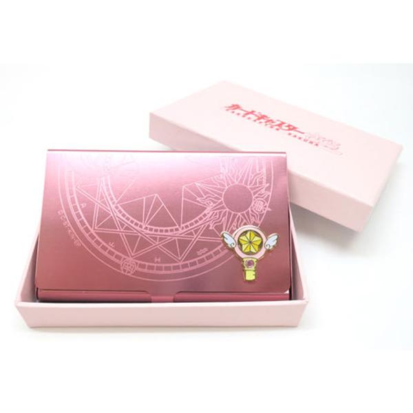 카드캡터 사쿠라 메탈 카드 케이스 별의 지팡이 [3월입고예정] [4970381385293]