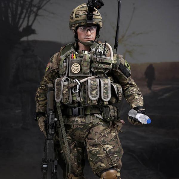 damtoys british army in afghanistan [78033] [7월입고완료]