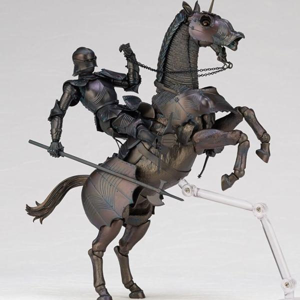 KT Project KT-027 타케야식 자재인형 15세기 고딕 영국갑옷 브론즈 [5월발매/6월입고예정] [4537807120335]