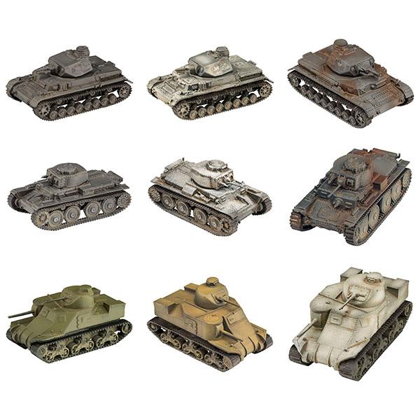 1/144 월드 탱크 뮤지엄 킷 5탄(1박스10개입) [10월입고예정] [4582138603910]