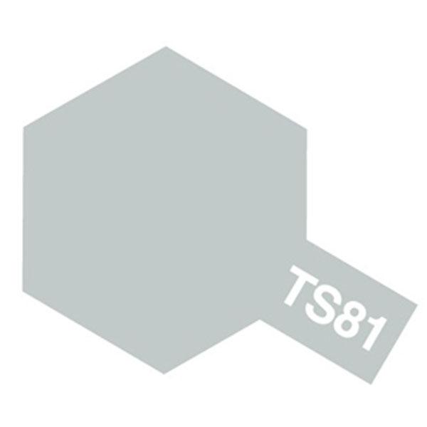 [TS-81] TAMIYA 스프레이(캔) 로얄 라이트 그레이 ROYAL LIGHT GRAY (무광) [4950344850815]