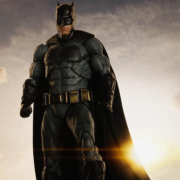 [S.H.Figuarts] 배트맨 저스티스 리그 Ver. [11월발매/12월입고예정] [4549660197829]