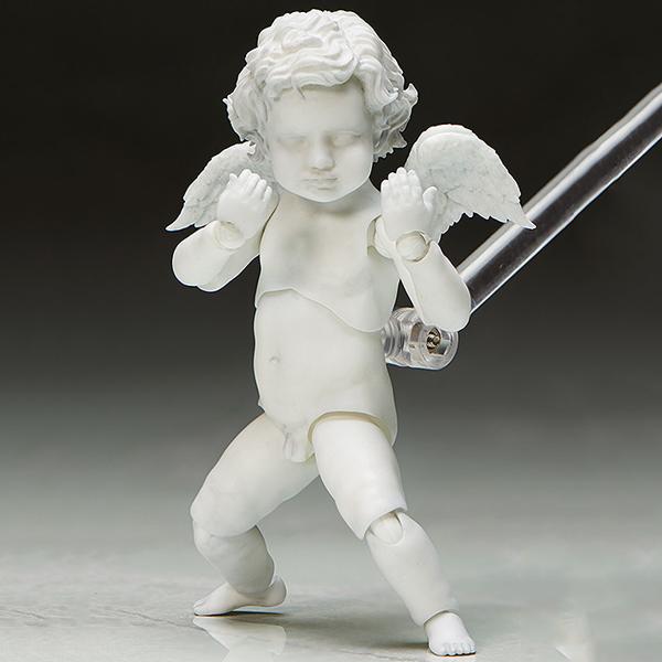 [피그마] 테이블 미술관 - 천사상 혼자Ver. [18년2월입고예정]