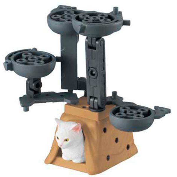 고양이 무장 2탄(C) [11월발매/12월입고예정] [4573102553508]