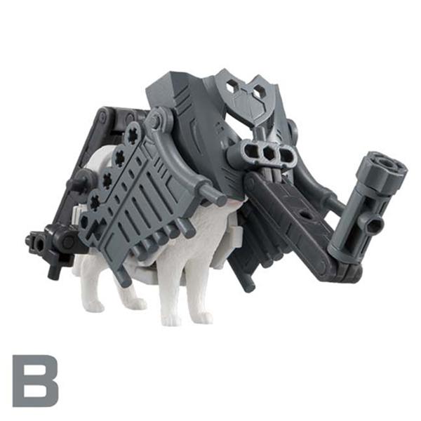 고양이 무장 3탄(B) [4월입고완료] [4573102568021]