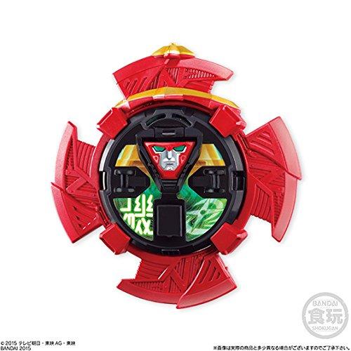 수리검 전대 닌닌쟈 SG 닌슈리켄 2탄(오토모닌 슈리켄 아카 타카하루 보이스 버전) [8월입고완료] [4543112952387]
