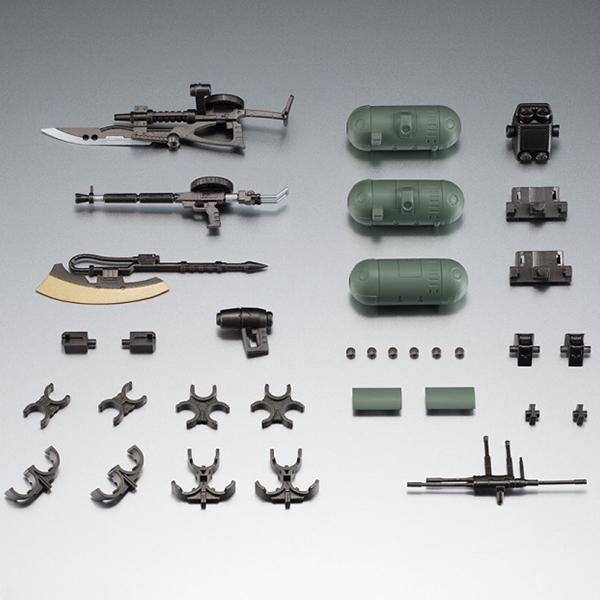 [로봇혼] A.N.I.M.E. 지온군 무기 세트 [19년4월입고예정] [4573102553843]