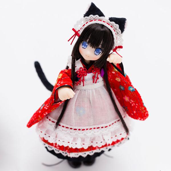 1/12 릴페어리 작고 작은 가정부 고양이의 손도 빌리고 싶어? - 벨 [10월입고예정] [4560120209180]