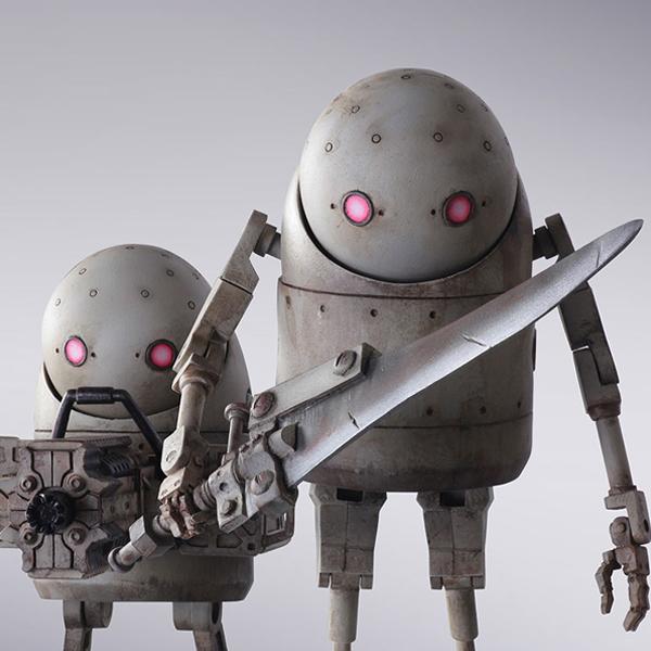 [브링아츠] 니어:오토마타 기계생명체 세트(2체세트) [18년5월입고예정] [4988601334198]