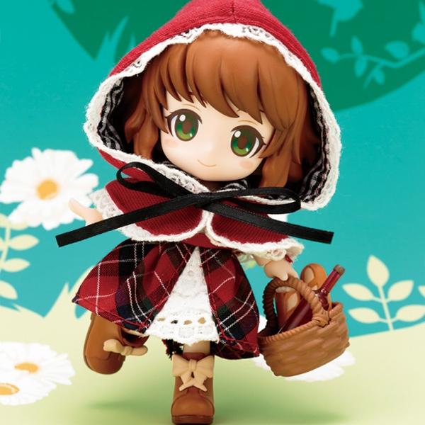 [큐포쉬 프렌즈] 빨간망토 Little Red Riding Hood [12월입고완료] [4934054184361]