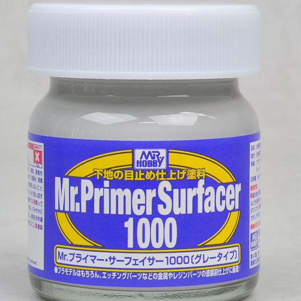 SF287 Mr.프라이머 서페이서 1000 40ml [4973028935479]