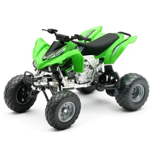 1/12 Kawasaki KFX450R [18년1월입고예정] [4905083103937]