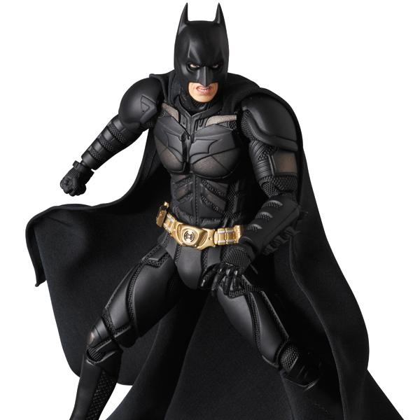 MAFEX 배트맨 : THE DARK NIGHT RISES - 배트맨 3.0 [18년4월입고예정]
