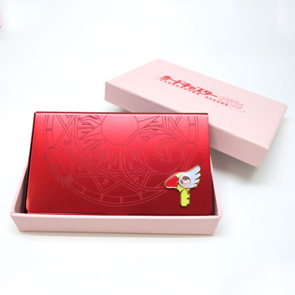 카드캡터 사쿠라 메탈 카드 케이스 봉인의 열쇠 [3월입고예정] [4970381385286]
