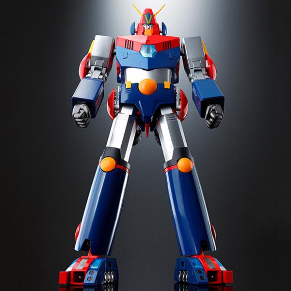DX초합금혼 초전자 로봇 콤바트라V [2월초입고예정] [4549660192527]
