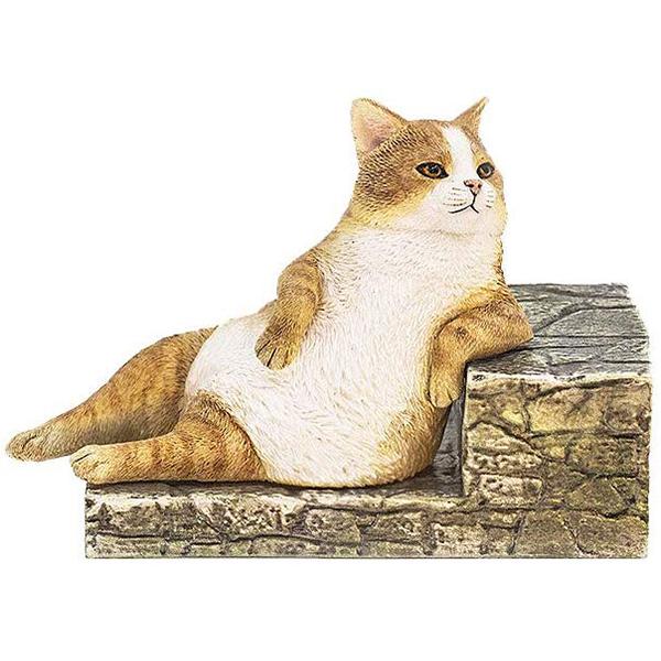 1/6 고양이 거리 이야기 시리즈 제2탄 한가로운 고양이 - 챠시로 [10월입고완료] [6972508520042]