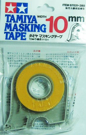 [타미야] 마스킹 테이프 10mm [4950344870318]