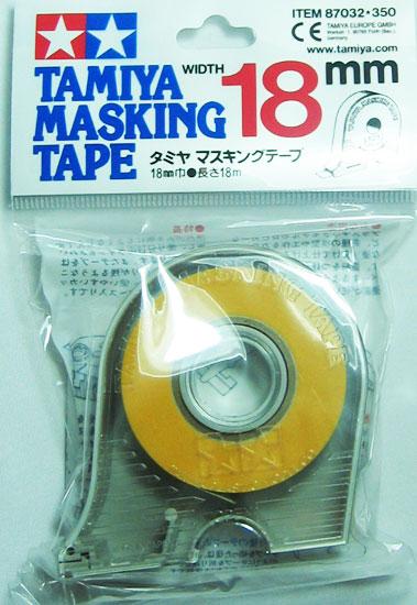 [타미야] 마스킹 테이프 18mm [4950344870325]
