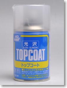 [B501] TOPCOAT 탑코트 (유광 마감제) [4973028540550]