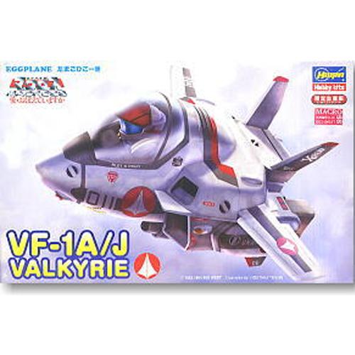 [계란형비행기] 마크로스 VF-1 발키리 [11월입고완료] [4967834657892]