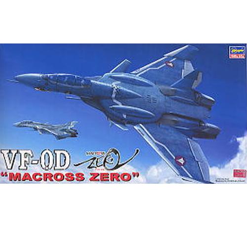 [마크로스 프라모델] 1/72 VF-0D Macross Zero 마크로스 제로 [3월입고완료] [4967834657182]