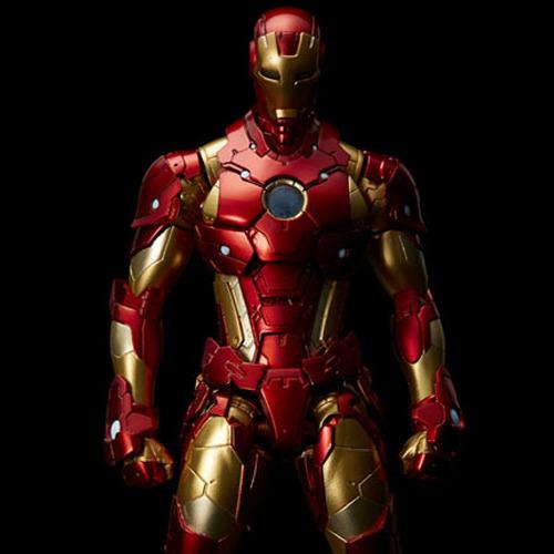 RE:EDIT 아이언맨 #01 Bleeding Edge Armor [5월입고완료] [4571335887155]