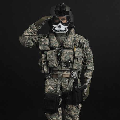 Soldier Story SS087 1/6 U.S. ARMY PILOT / AIRCREW (SS087) [11월입고완료]