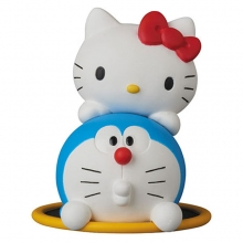 [UDF] NO.270 DORAEMON meets HELLO KITTY ���󿡸� ��� ŰƼ [9���԰?��] [4530956152707]