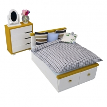 나노룸 NRB-002 침대&체스트 세트 [8월입고완료] [4972825206805]