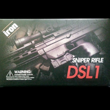 Wild Work 1/6Scale Sniper Rifle DSL-1(Sand) [4���԰�Ϸ�]